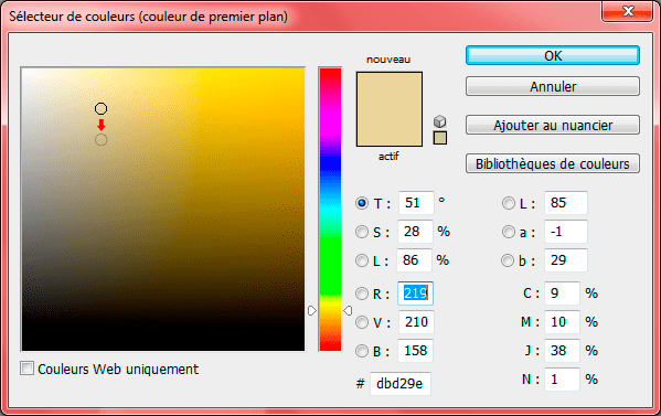 Couleur Or Photoshop Code Gamboahinestrosa