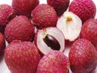 Fruta litchi