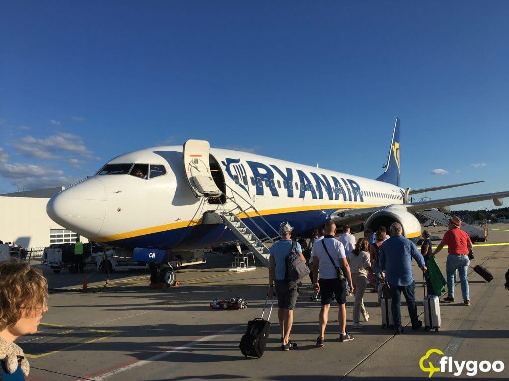 So Funktioniert Der Check In Bei Ryanair Flygoo De