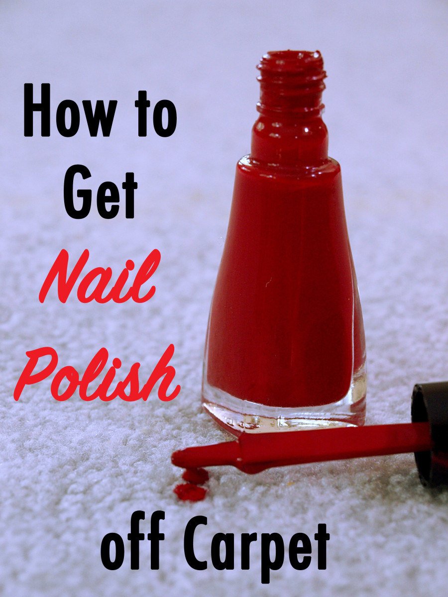 Image Result For How Do You Get Nail Polish Out Of The Carpet