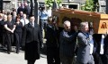 The funeral of Kevin McDaid murdered by a sectarian lynch mob
