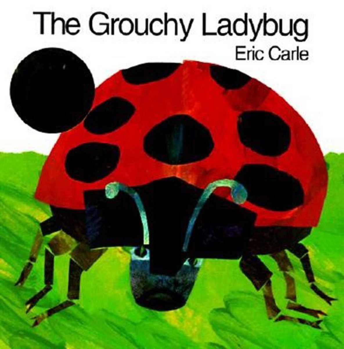 The Grouchy Ladybug By Eric Carle Children S Book Review