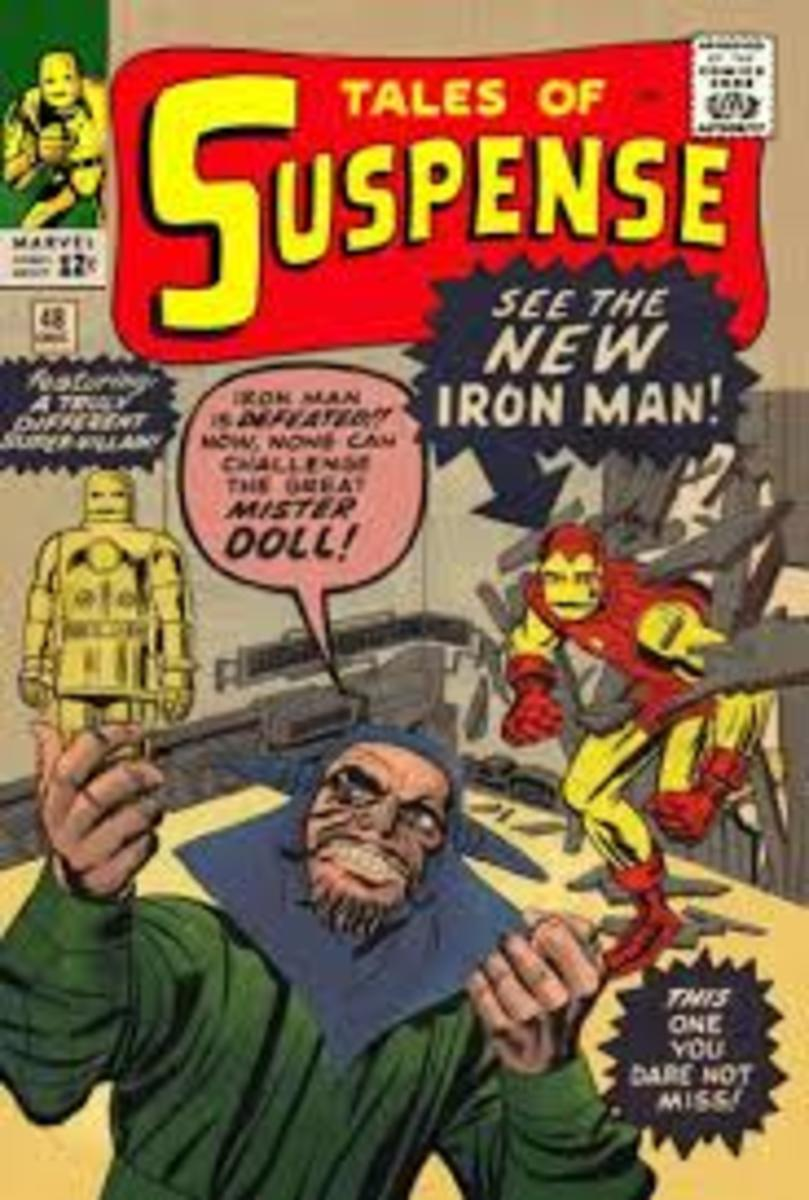 Iron Man The Key Issues