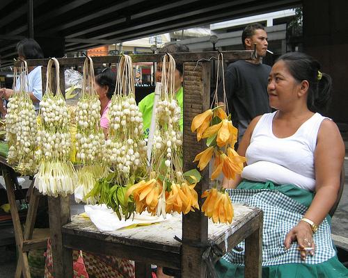 Sampaguita Pictures Garland Flower