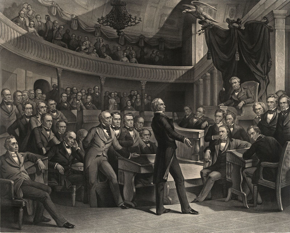 Compromise Of And The Civil War Cause And Effect