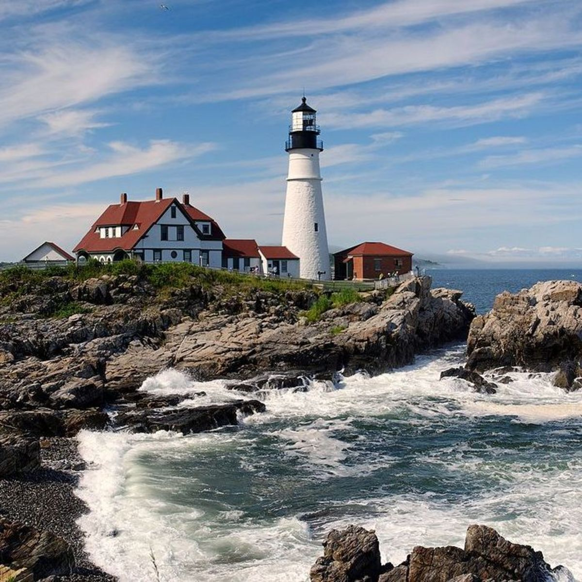 What Is So Amazing About Maine