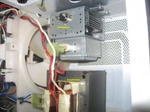 Replace Magron in GE Microwave (Spacemaker)   HubPages