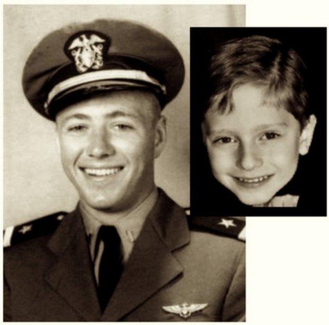 Lt. James M. Huston and James