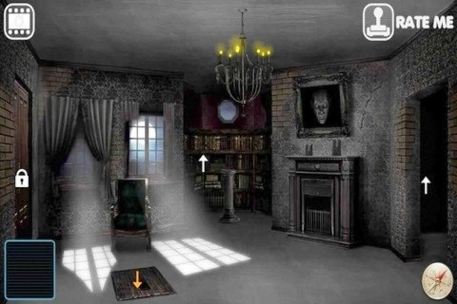 12 Creepy iPhone Horror Games   LevelSkip Scary iPhone Game  The House of Horror
