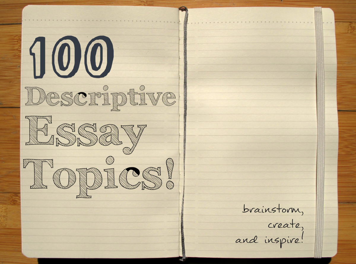 Descriptive Writing For Grade 5
