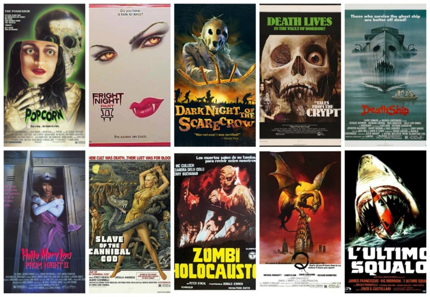 More Forgotten Horror Movies You Can Watch on YouTube   ReelRundown A Ten Pack of Tasty Terrors