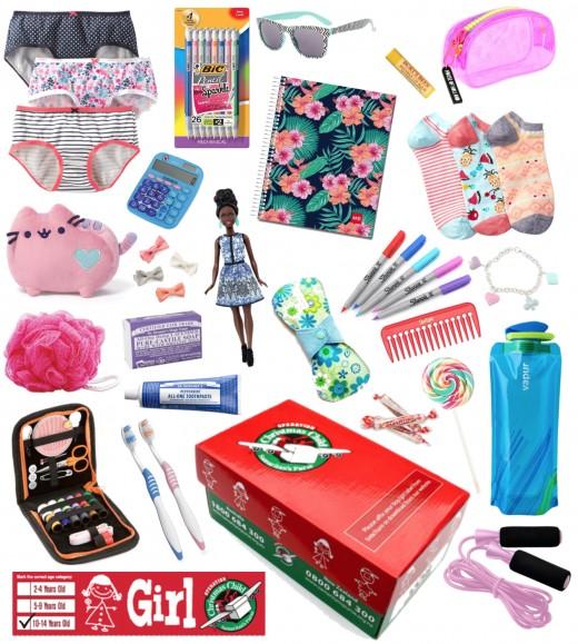 Operation christmas child gift ideas 10-14 boys