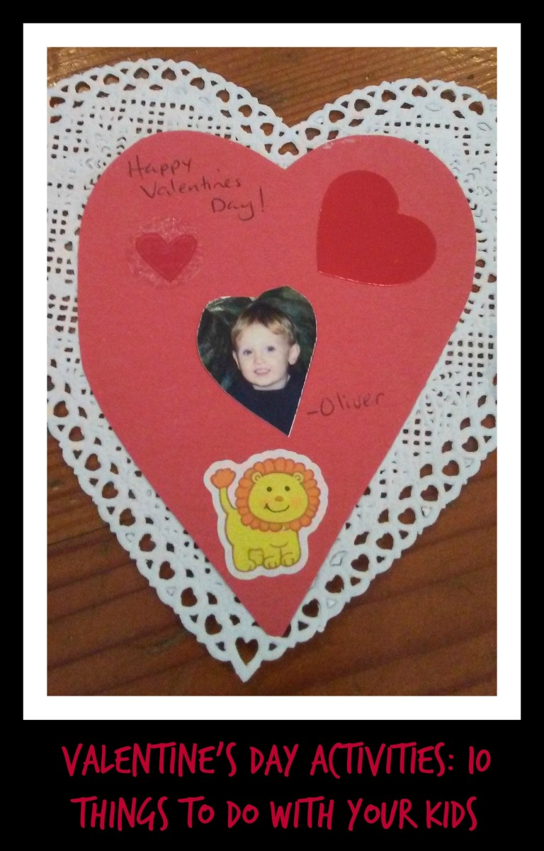 10 Valentine S Day Activities To Do With Your Kids