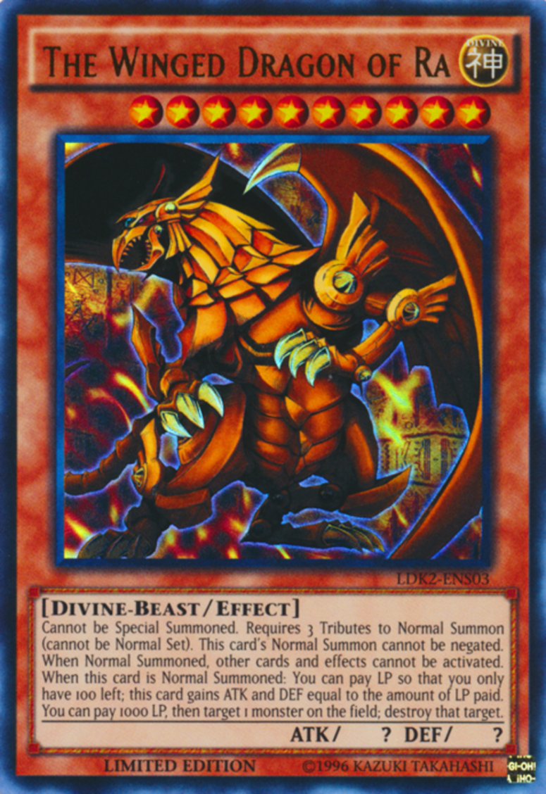 Top 10 Three-Tribute Monsters in Yu-Gi-Oh | HobbyLark