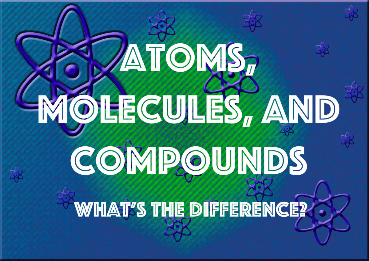 Atoms Molecules And Compounds What S The Difference