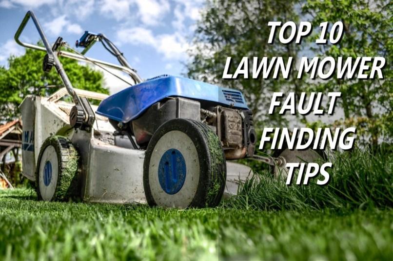 My Lawn Mower Won T Start Basic