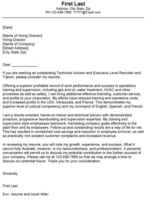 Examples Of Accounting Graduate Cover Letters - Cover Letter Templates