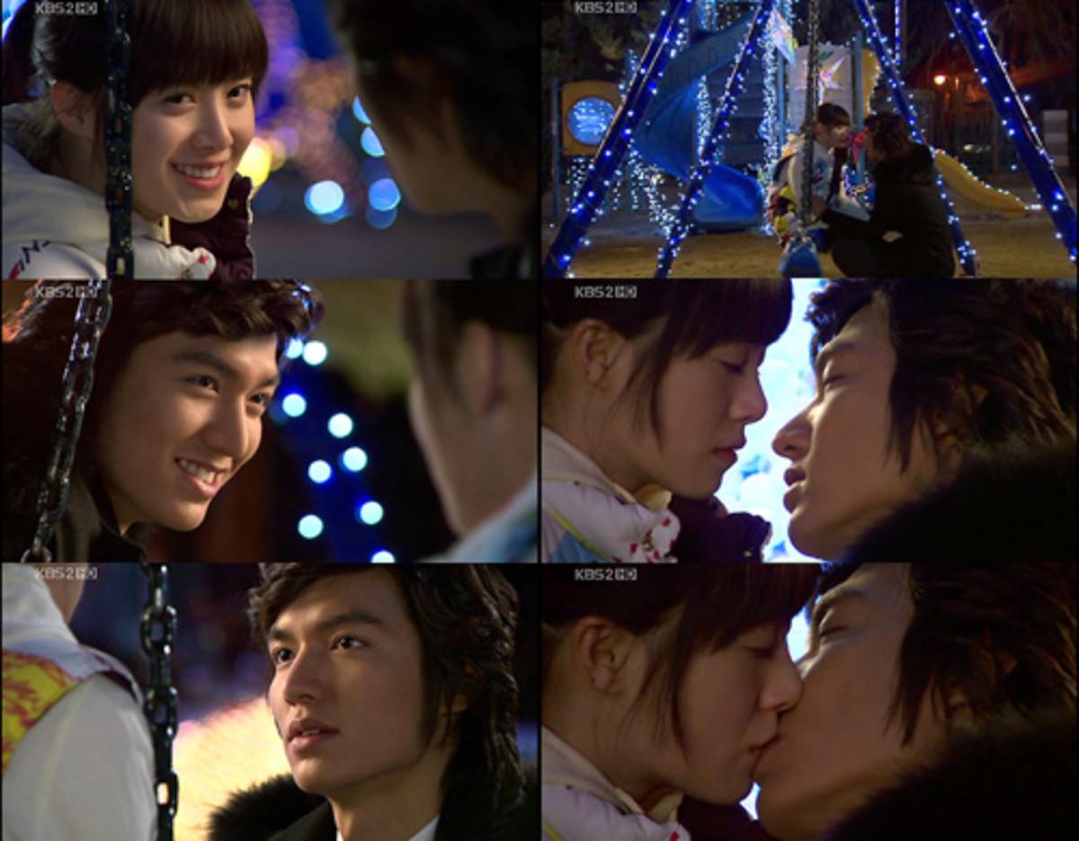 Goo Jun Jan Di And Pyo Geum