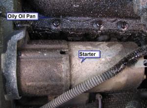 Starter Removal: 1999 Pontiac Grand Prix | AxleAddict
