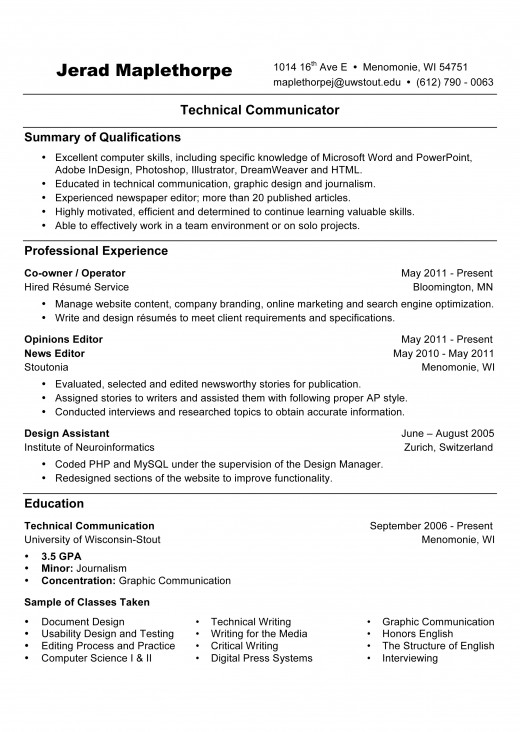 references for your resume aada