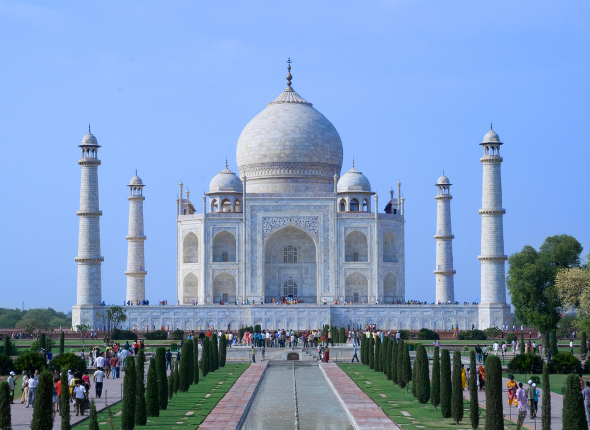 100 Most Beautiful Monuments In The World
