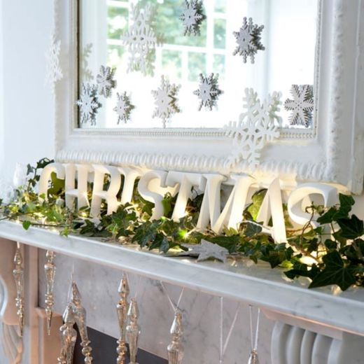 Collect This Idea Modern Christmas Decorations For Inspiring Winter Holidays 11