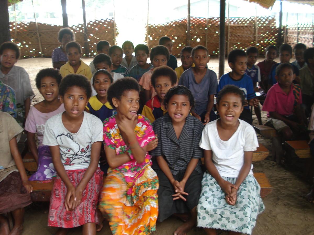 Preparing Sunday School Activities For Children During Lent