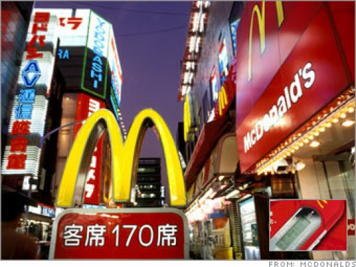 Eating Mcdonalds In Japan A Comparison To American