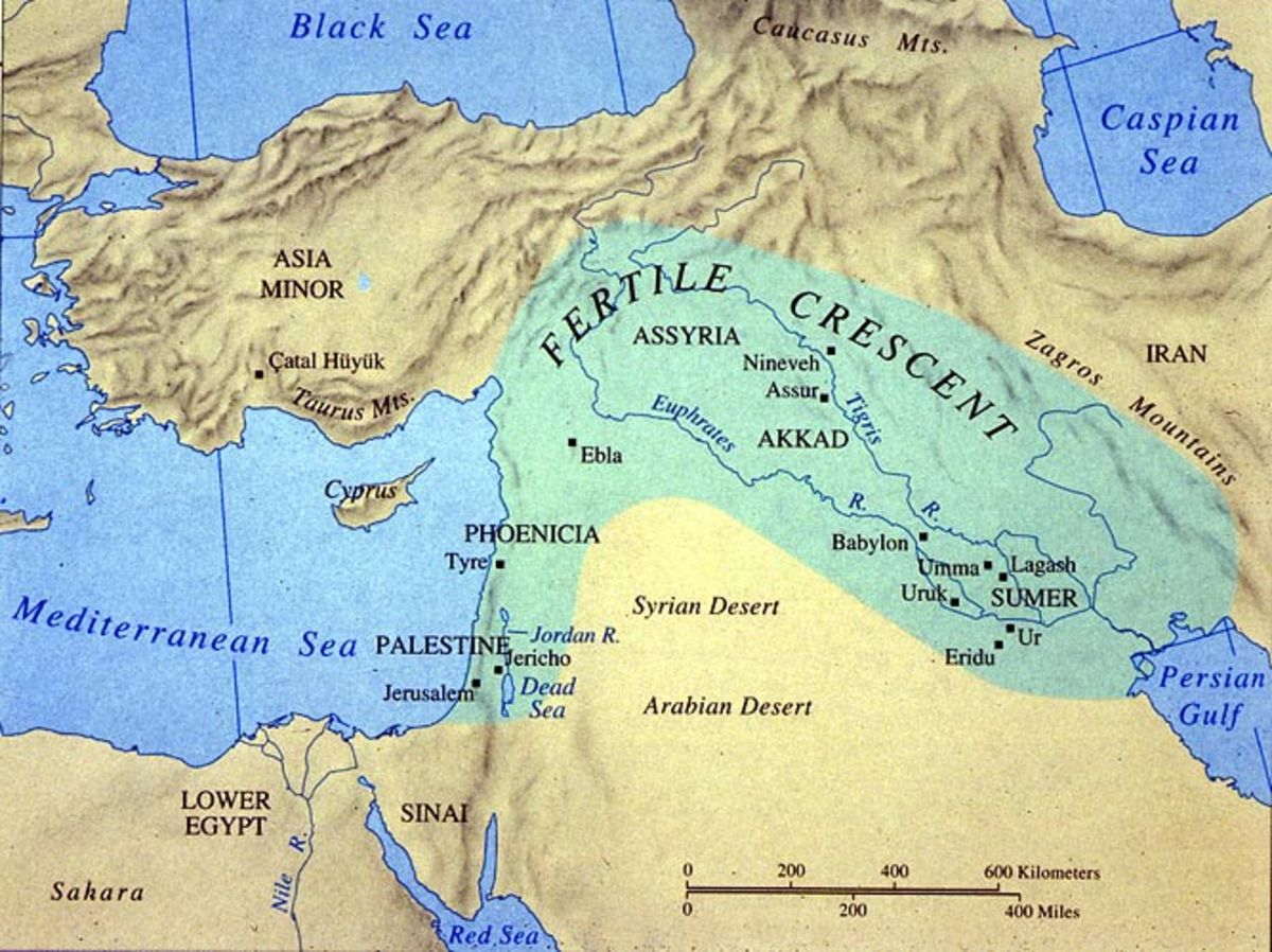 Ancient Mesopotamia By Chelsea Vogel