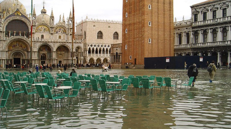 Venice Is Sinking Struggles Of The City Built On Water Hubpages