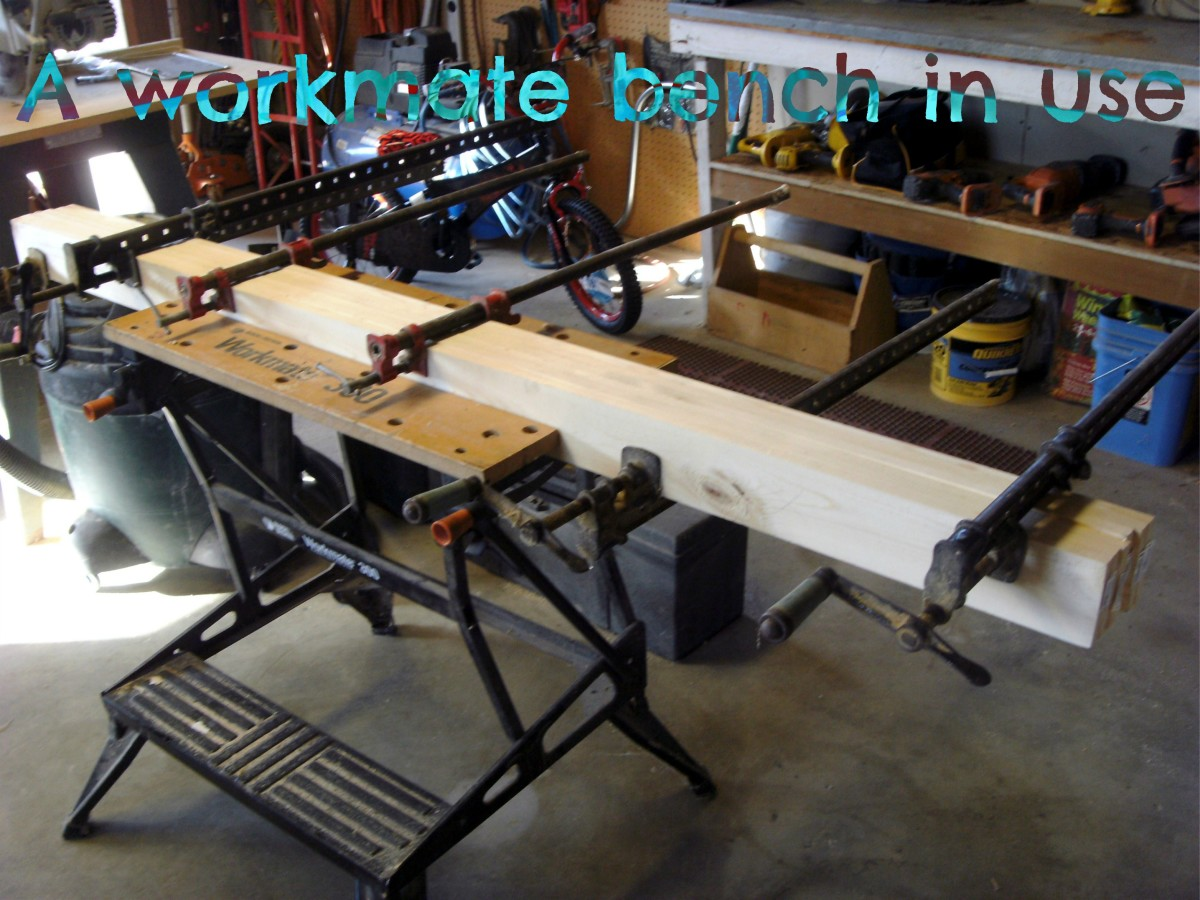 Black And Decker Workmate The Best Folding Work Bench