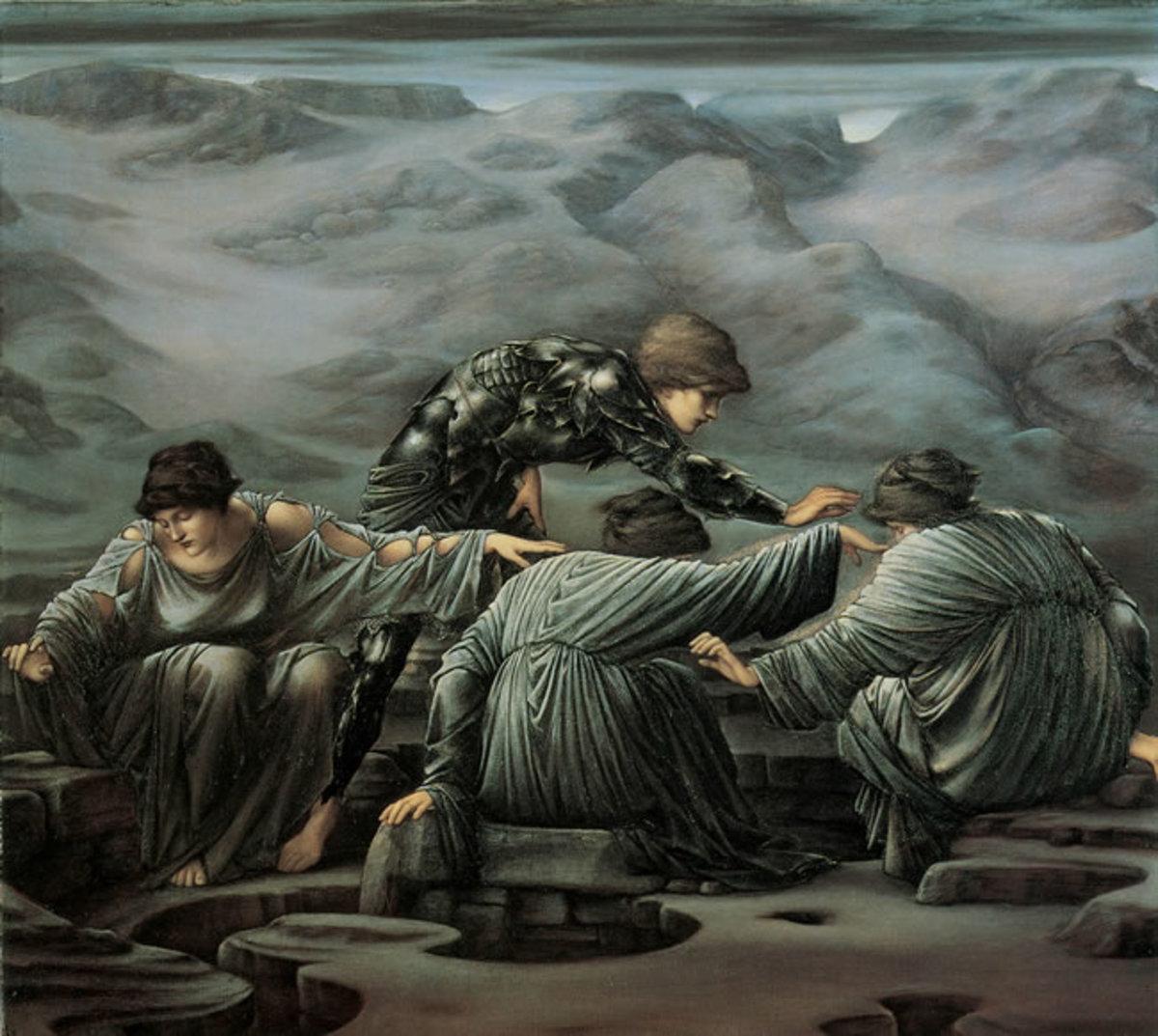 The Greek Myth Of How Perseus Killed The Gorgon Medusa