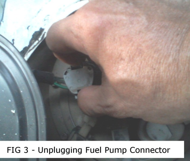 With The Battery Connected An Accidental Electrical Spark Could Occur Which Could Ignite The Gasoline