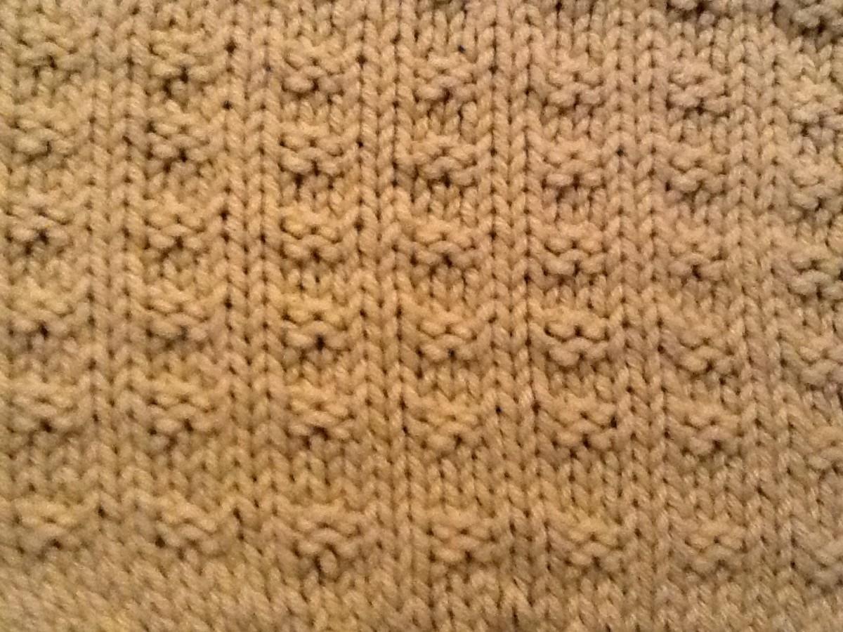 How Do I Knit A Potholder Free Patterns