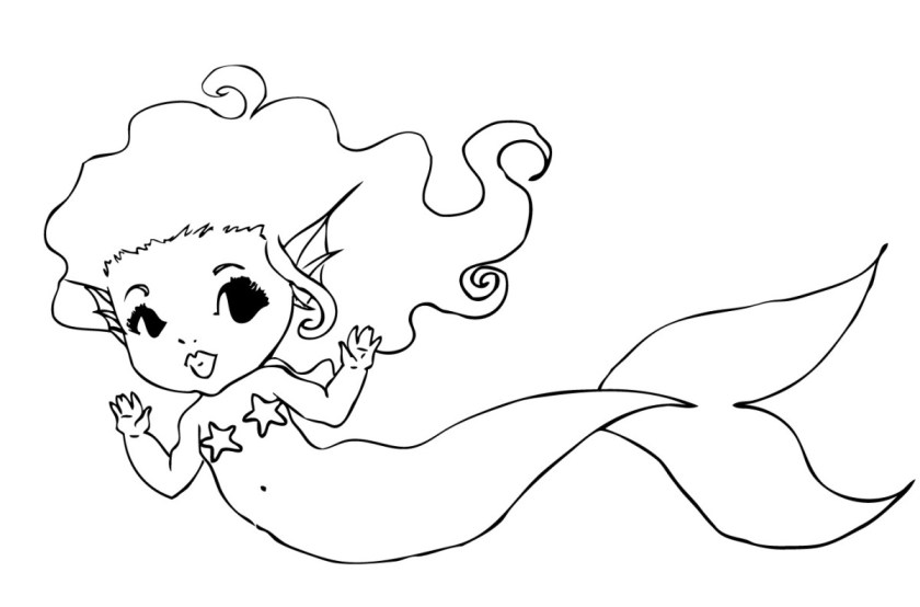 free printable heart butterfly mermaid fairy & box