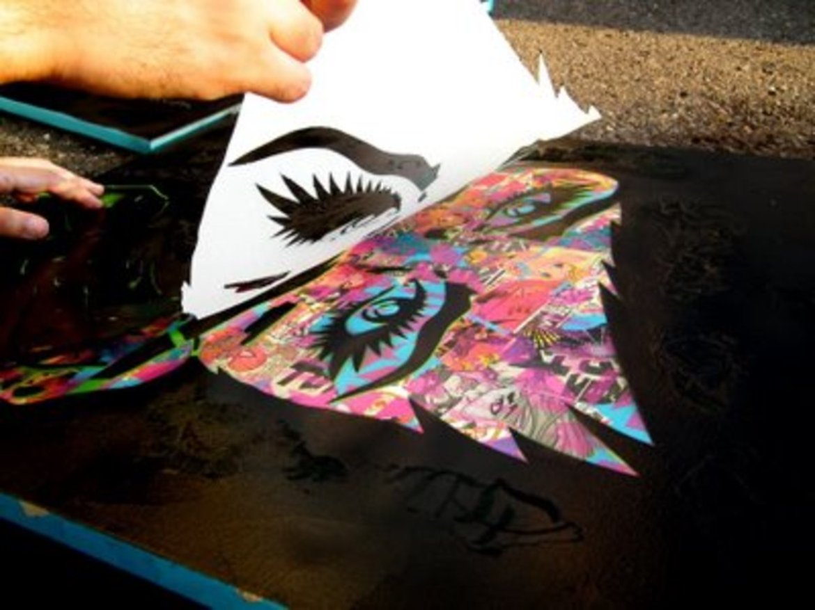 Stencil Graffiti | How To Make Money From | HubPages