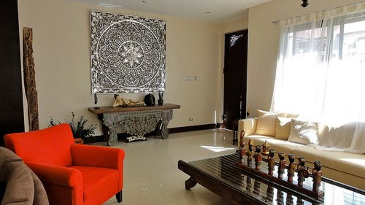 10 Decorating Ideas For An Asian Inspired Living Room
