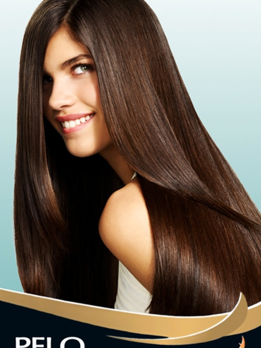 Hair Rebond With Cellophane Treatment The Best Hair
