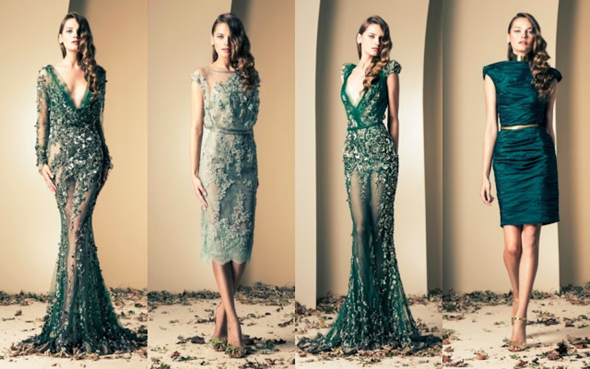 Out Of This World Haute Couture By Ziad Nakad