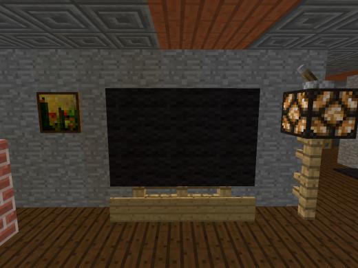 Winter House Decoration