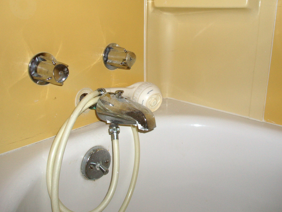 How To Switch Out Wall And Hand Held Shower Heads Dengarden