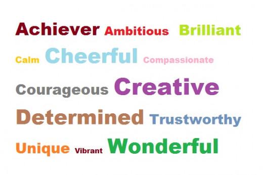 words to describe a good employee