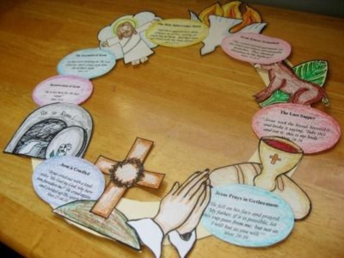 60 Outstanding Lenten Arts And Crafts Ideas