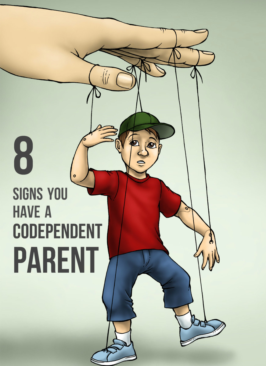 8 Signs You May Have A Codependent Parent