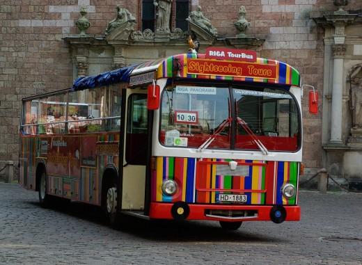 Riga city break