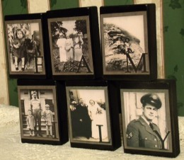 easy craft idea wood photo blocks