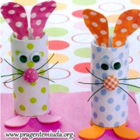 Some nice ideas for Easter cards to make with the kids