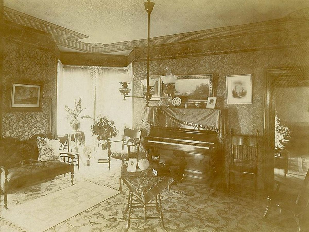 The 4 Basics Of Victorian Interior Design And Home Dcor