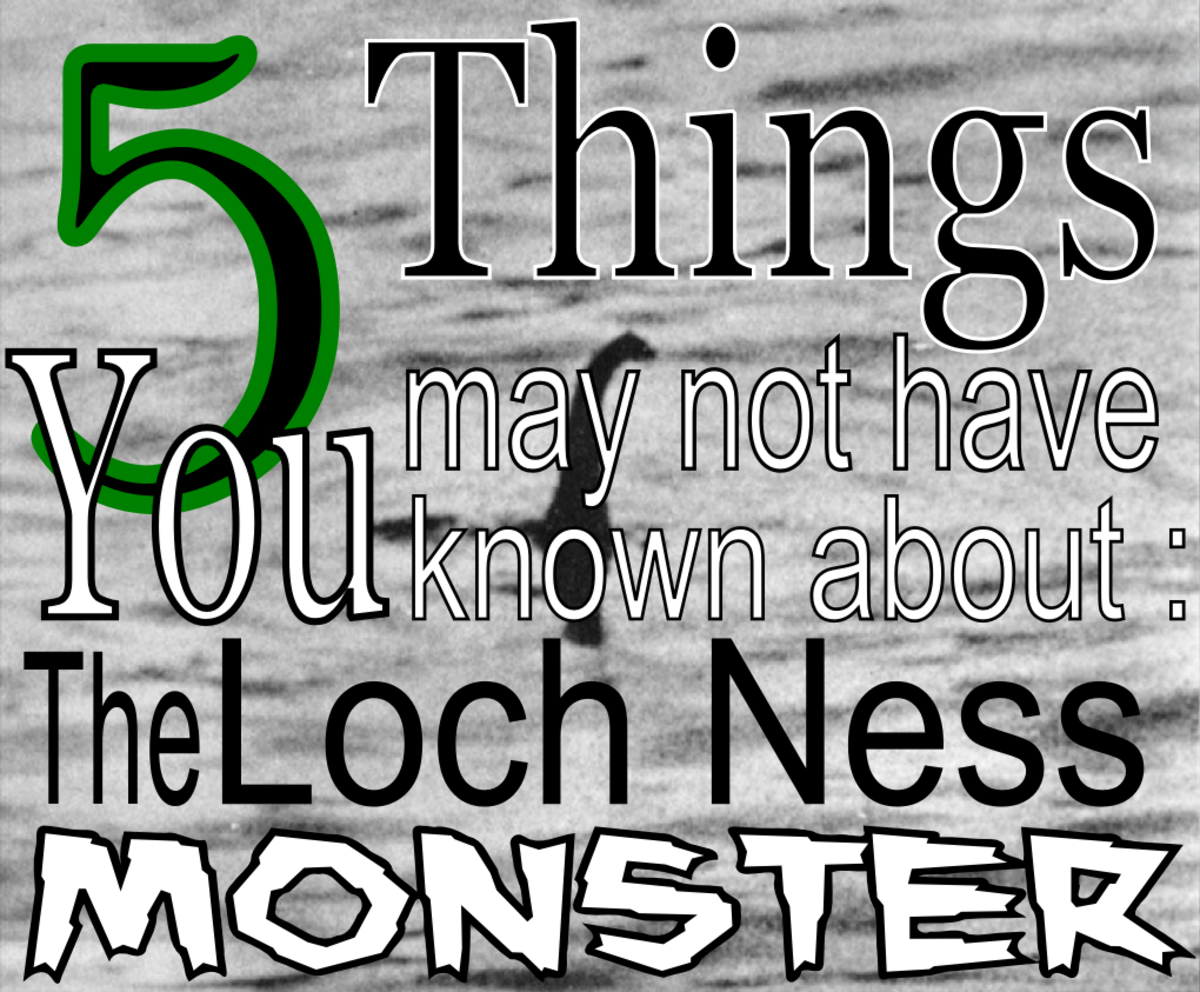 Loch Ness Monster Facts