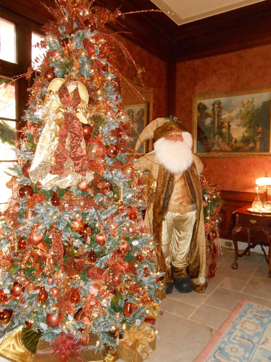 Christmas Trivia Game About Santa Claus